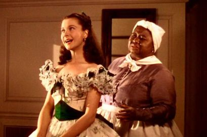 Gone With the Wind, Vivian Leigh and Hattie McDaniel