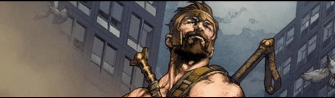 The Fancasting Room | Marvel's Son of Zeus, Hercules