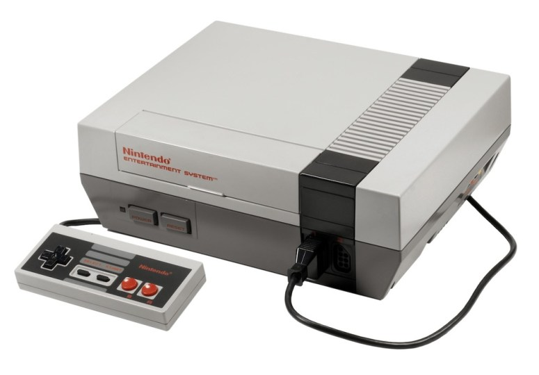 Nintendo Entertainment System is the GOAT of gaming consoles.