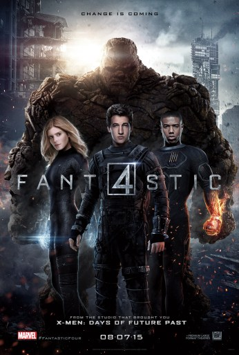 Josh Trank and his 2015 Fantastic Four reboot