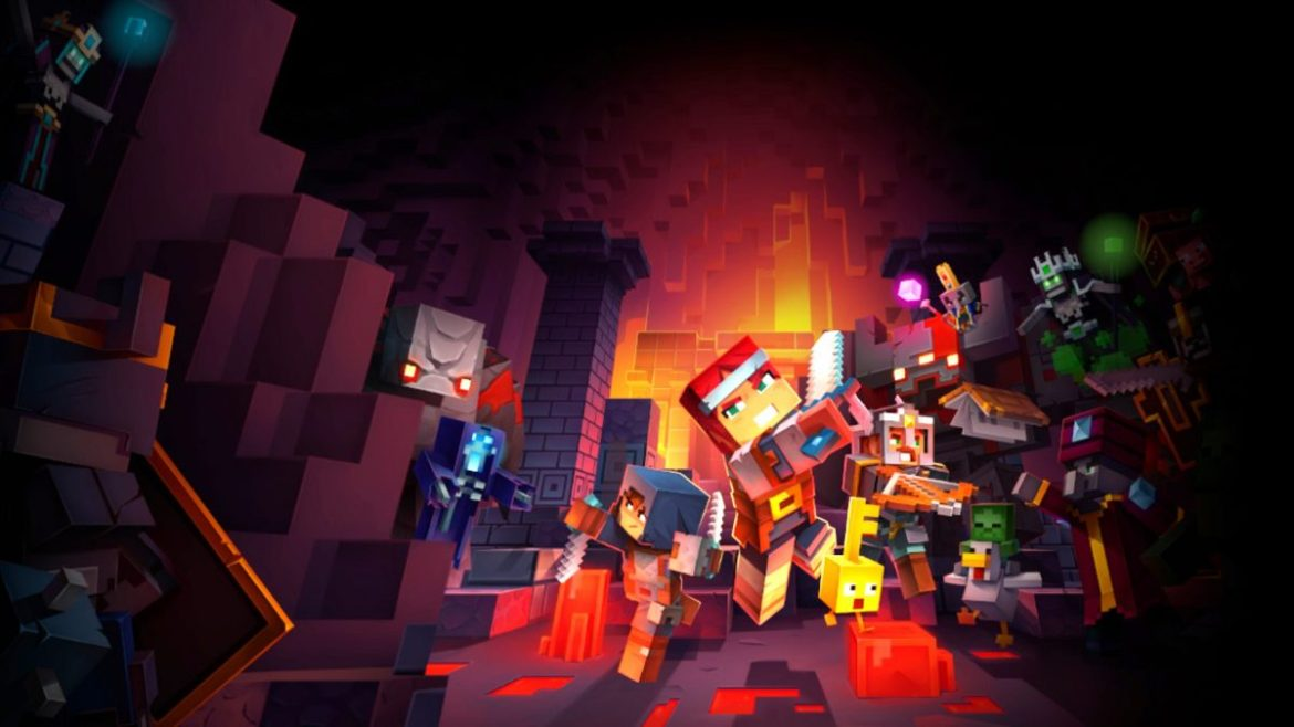 Fair Game | 'Minecraft Dungeons': So Close to Greatness
