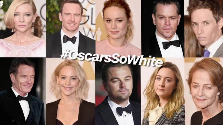The Academy Awards are in need of some diversity.