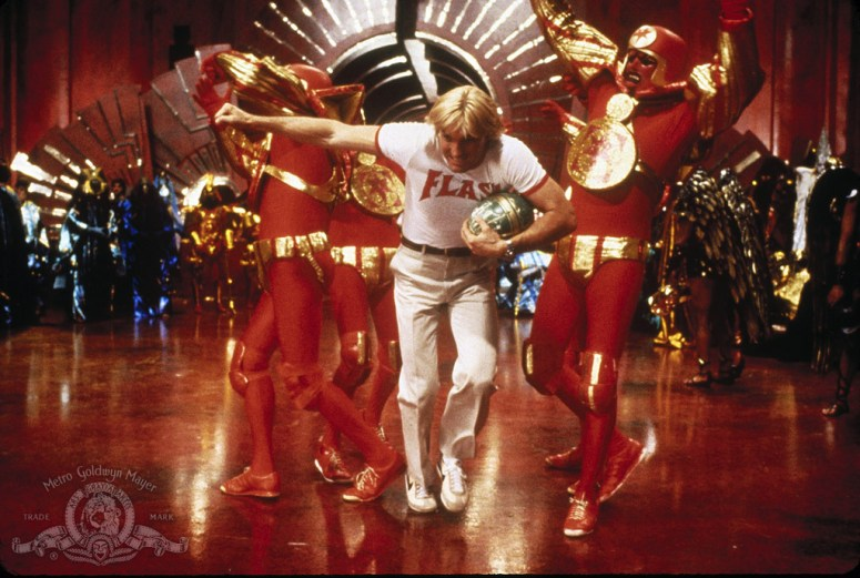 Flash Gordon was a geek discovery for many people.