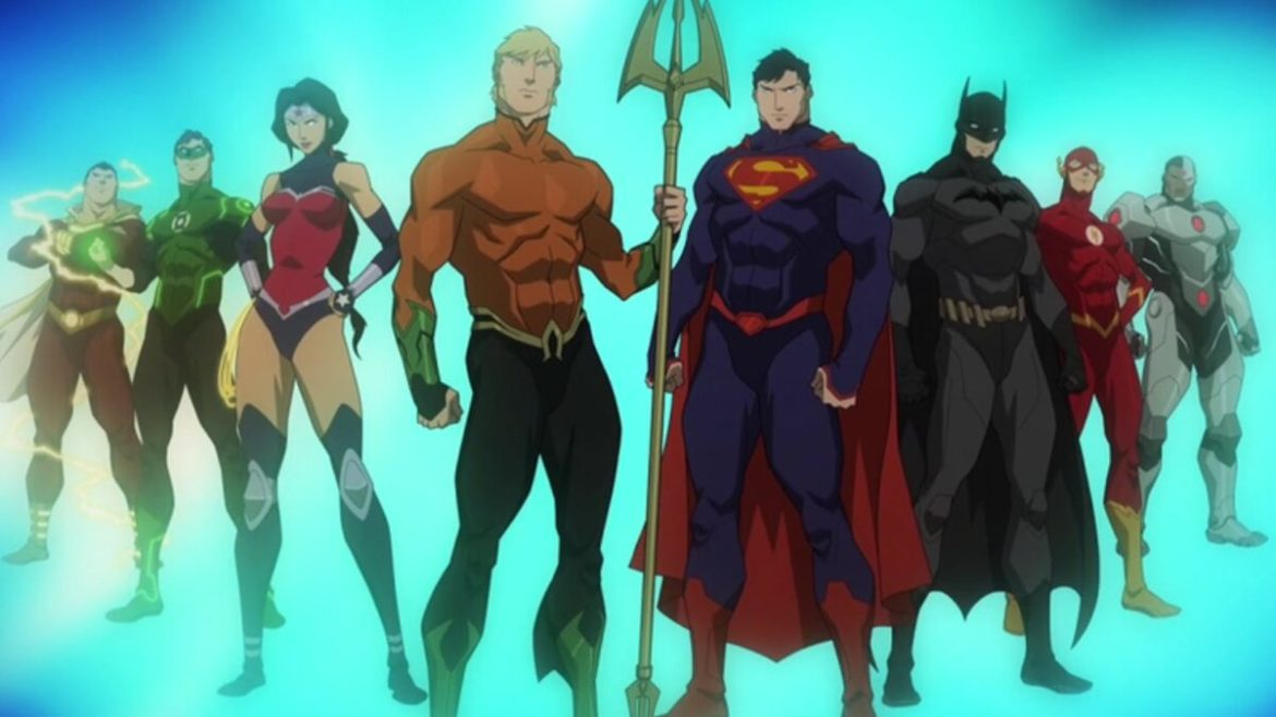 A-List | Top 10 DC Comics Animated Films