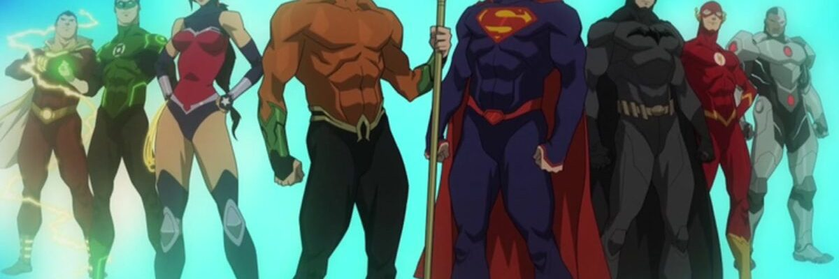 DC Comics Animated Films