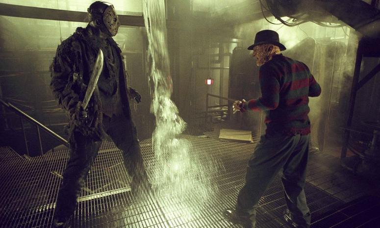 Freddy vs. Jason - duel to the death?