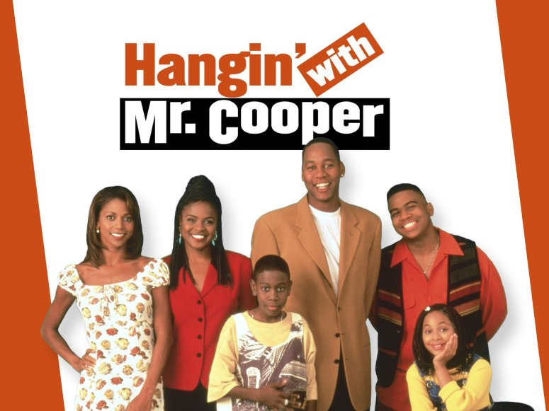 Black sitcoms Top 12, Hanging with Mr. Cooper