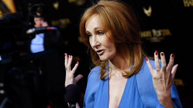 JK Rowling is upset about Cancel Culture