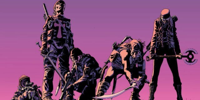 The Old Guard, Image Comics