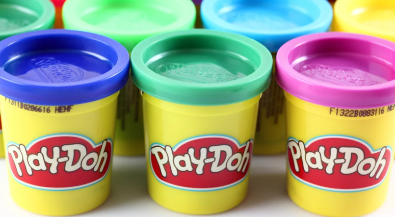 Classic toys like Play-Doh would make an amazing stop motion movie