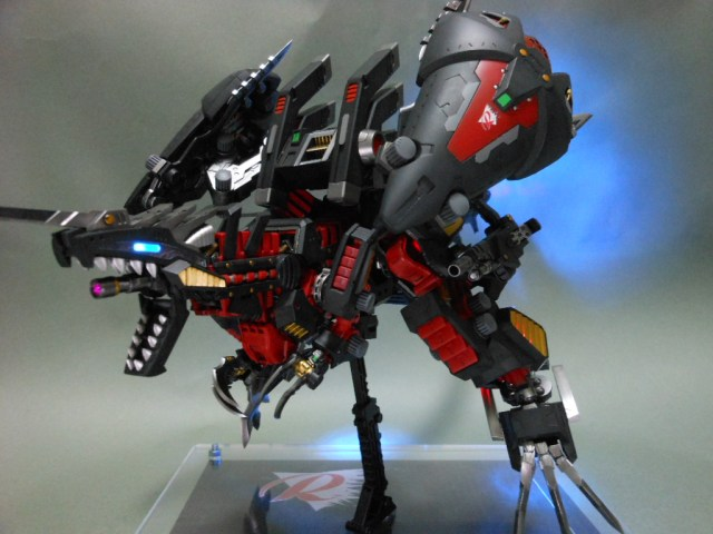 Classic toys like Zoids have been done before. This one could be among the best.