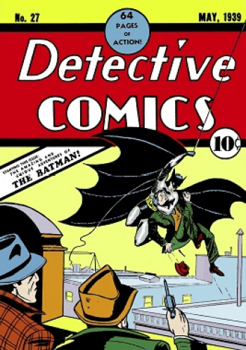 The rare and beautiful Detective Comics, No. 27 opened the door to Batman and solidified the path of DC Comics in 1937.
