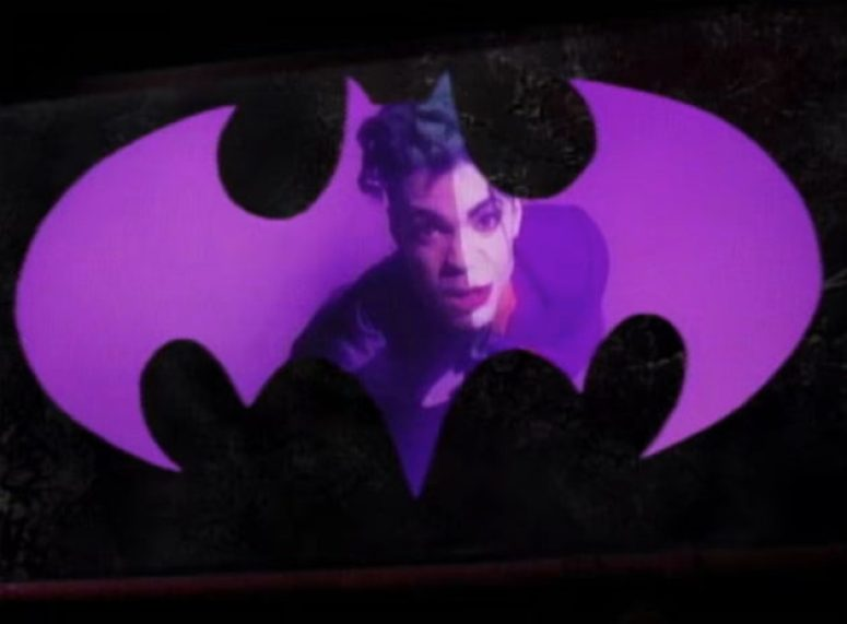 Tim Burton loved Prince for DC Comics first big movie 'Batman'. Just not the songs he made for Batman.