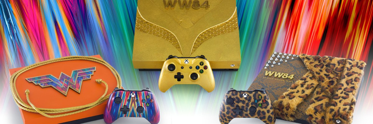 Introducing the WW84 Xbox consoles.