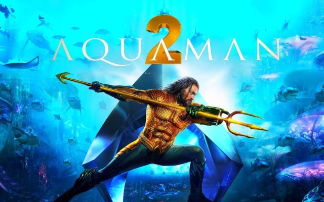 'Aquaman 2' is not only going to set up a spinoff, but also establish something we haven't seen in DC Comics films -- horror! from James Wan!