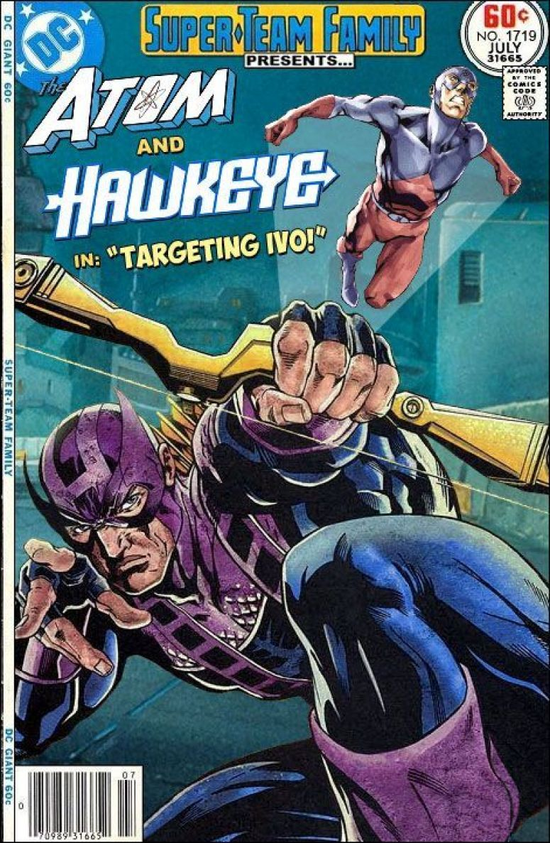 Hawkeye is the ONLY superhero to be a part of the Justice League and Avengers