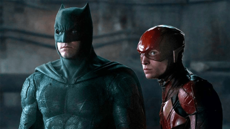 Batfleck is back and he's coming with The Flash in 2022