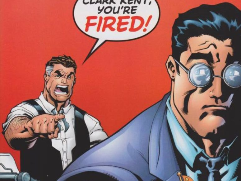 DC Comics had a huge round of layoffs but Jim Lee says they are still in the world of publishing comics