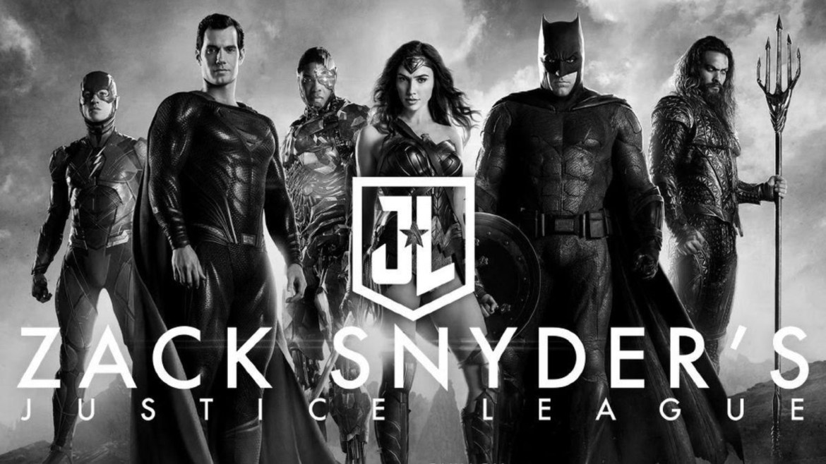 Tattoo Alert: DC Comics Changes The Snyder Cut Official Logo