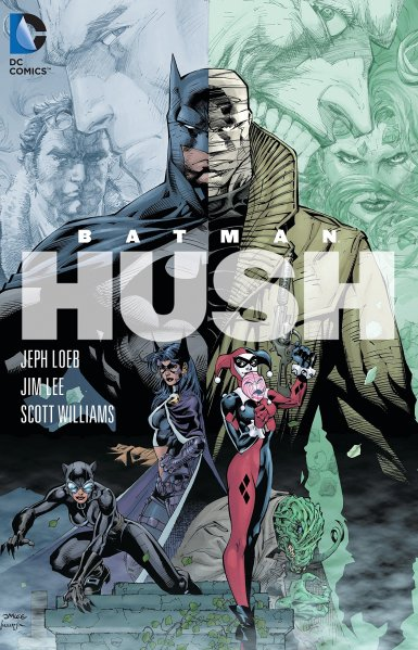Hush is a DC Black Label graphic novel and could be the clue about the real villain in 'The Batman.'