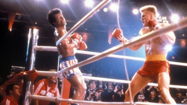 The path of Rocky IV led to the obstacles in Rocky V.