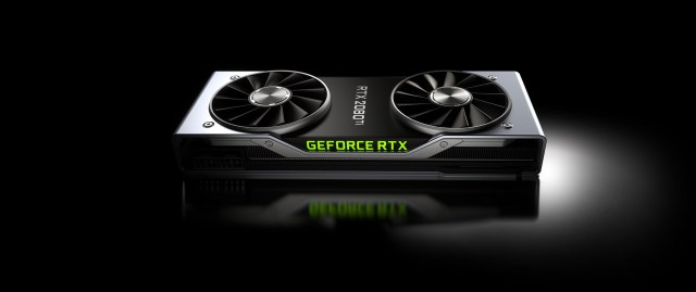 Nvidia is one of the foremost experts on ray tracing.