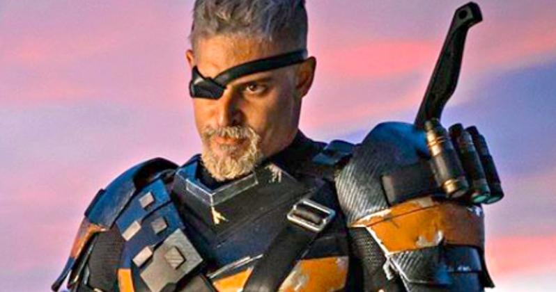 Does Joe Manganiello's New Haircut Symbolize Deathstroke's Return?