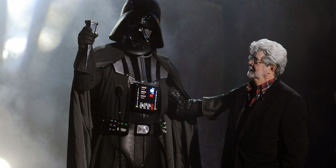 George Lucas: The Dark Side to the Star Wars' Franchise