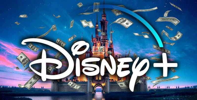 Disney Plus Shovels More Dirt on Dying Movie Theaters