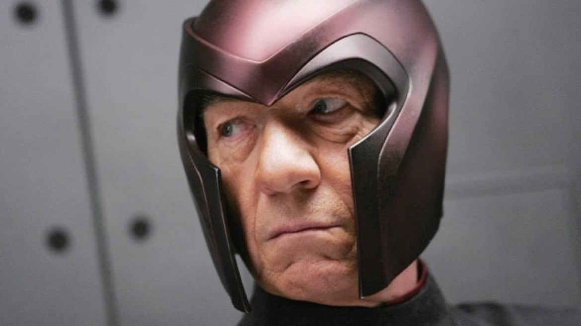 Sir Ian McKellen Suggests You're Pronouncing Magneto Wrong