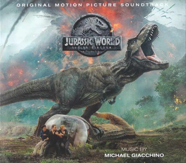 Michael Giacchino is responsible for continuing John Wiliams' score in Jurassic Park.