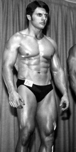 David Prowse was among the many bodybuilders who went to Hollywood