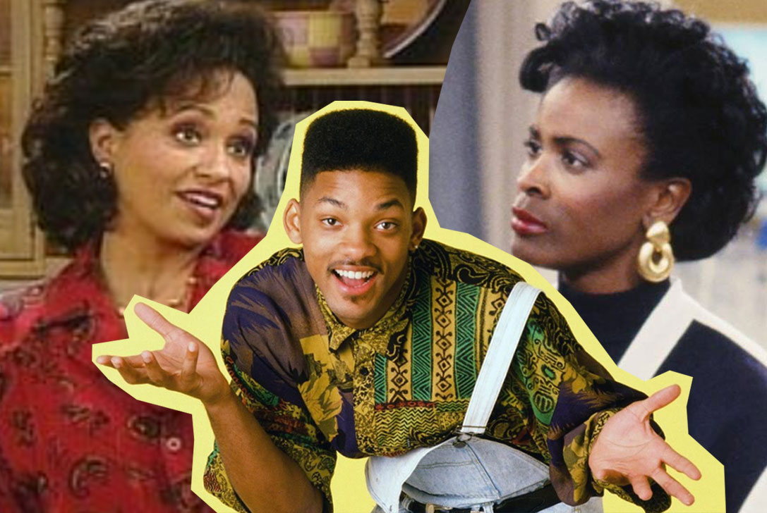 "The Fresh Prince of Bel-Air Reunion Uncovers The ""Aunt Viv"" Controversy"