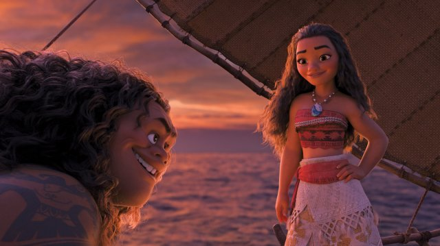 Moana is more than a Disney Princess. She is a tribal chief and a woman of substantial power who handled it with grace.