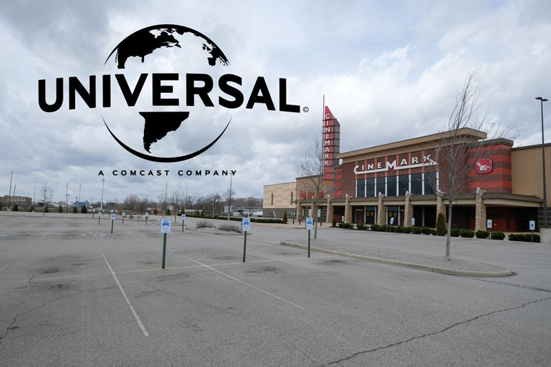 The End? Cinemark Signs Deal with Universal, Shortens Theatrical Window