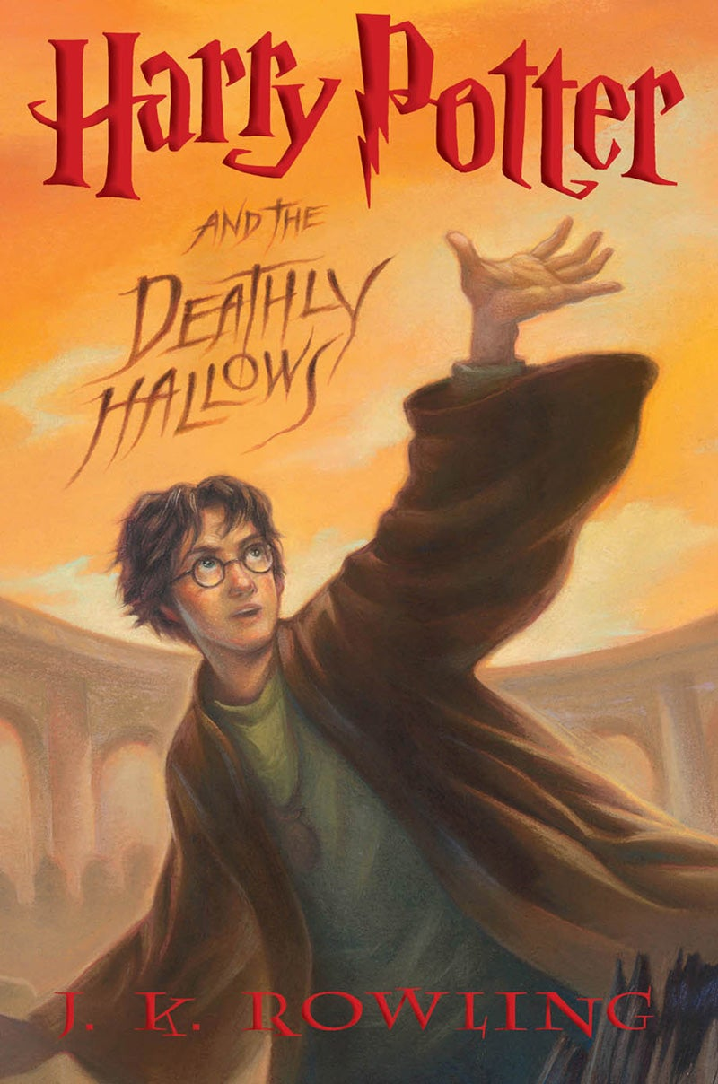 Image result for harry potter and the deathly hallows