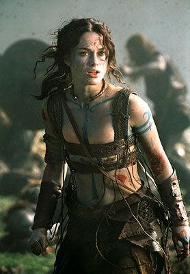donna guerriera