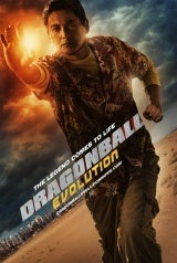 Dragonball: Evolution Poster