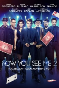 Download Now You See Me 2 (2016) English {with Hindi Subtitles} 480p [400MB] || 720p [1.1GB]