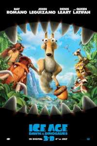 Download Ice Age: Dawn of the Dinosaurs (2009) {Hindi-English} 480p [370MB] || 720p [700MB] || 1080p [1.8GB]