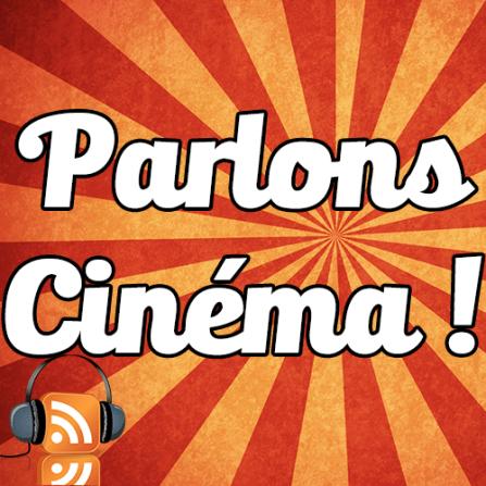 Parlons cinéma ! Logo