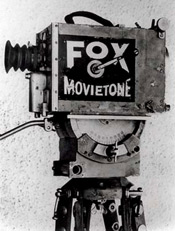 Camera -Fox Movietone News