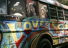 Kesey and bus trip