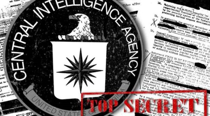 CIA and mind control