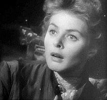 Paula Anton, played by Ingrid Bergman