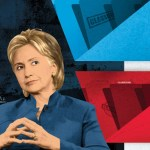 Hillary Clinton illustration by John Ritter