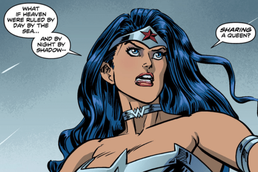 Wonder Woman: The Movie That Could Be