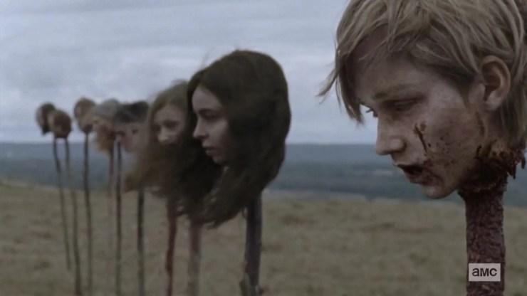 The Walking Dead | Produtora explica escolha das vítimas no 15º episódio