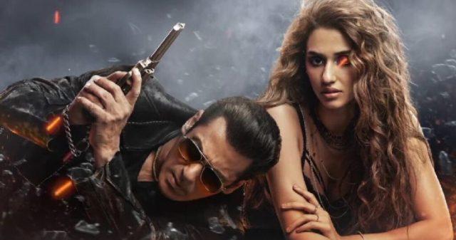 Salman khan corona positive-Radhe song Dil De Diya,Salman Khan and Jacqueline Fernandez's