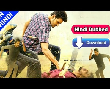 South Movie Maharshi in Hindi Dubbed 300mb Free Download